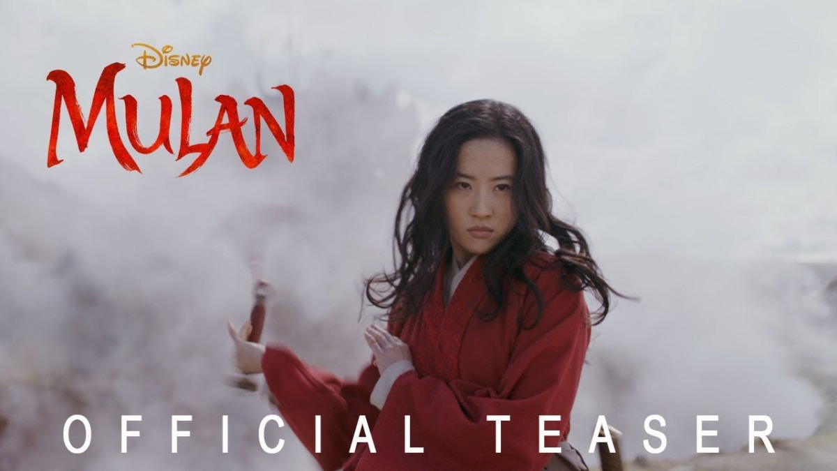 Mulan Live Action Trailer Is Out!